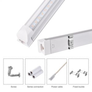 LED Tube Light Bacteria Killing