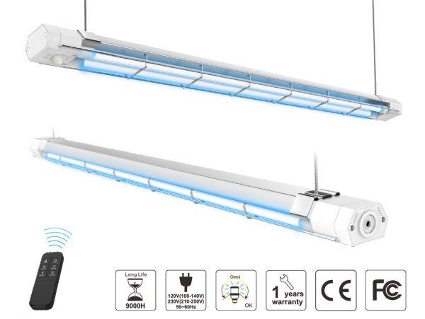 Linear UVC Light